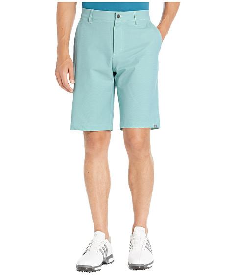 Imbracaminte Barbati adidas Golf Ultimate Heather Stripe Shorts Glow Green