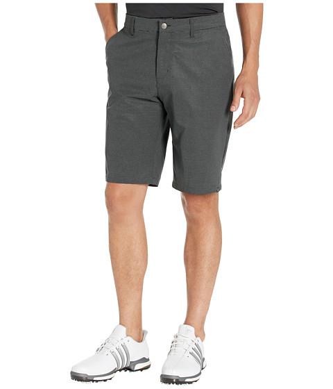Imbracaminte Barbati adidas Golf Ultimate Heather Stripe Shorts Legend Earth