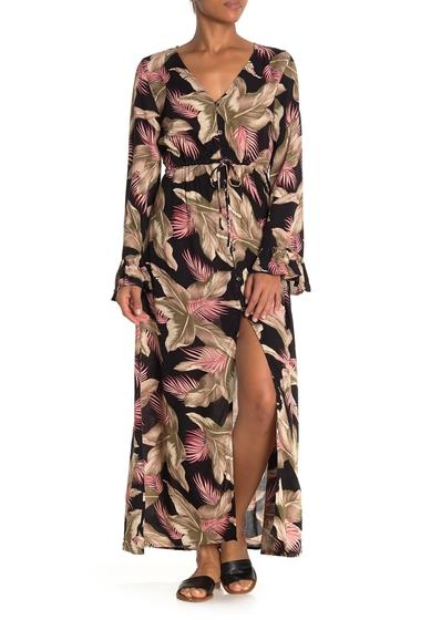 Imbracaminte Femei Billabong Valletta Maxi Dress BLK-BLACK