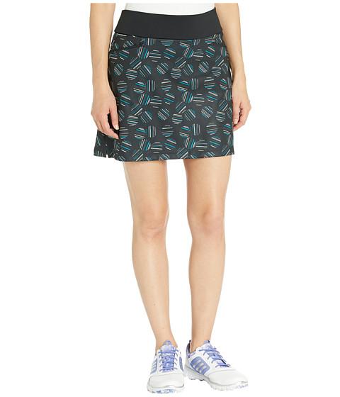 Imbracaminte Femei adidas Golf Ultimate365 Printed Skort Black