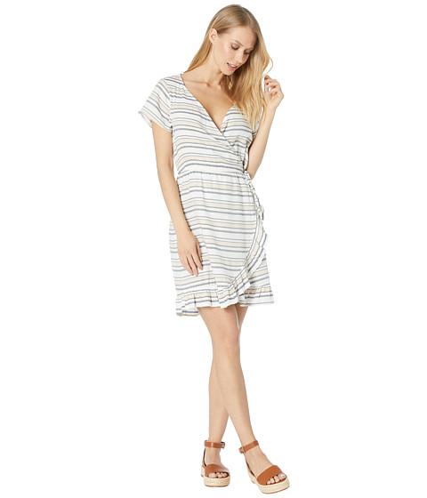 Imbracaminte Femei Roxy Sun Dreamer Season Woven Dress Dress Blue Long Day Horizon