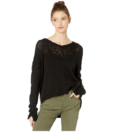 Imbracaminte Femei Roxy Lovely Soul Hooded Sweater True Black