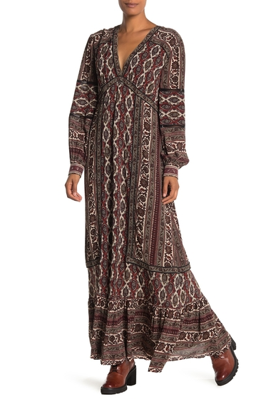 Imbracaminte Femei Frye Carly Dress NAOMI PRINT