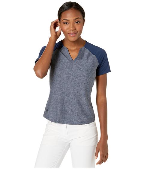 Imbracaminte Femei adidas Golf Sport Short Sleeve Polo Night Indigo