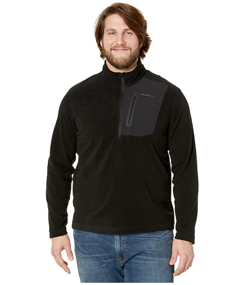 Imbracaminte Barbati Eddie Bauer Cloud Layer Pro 14 Zip Black