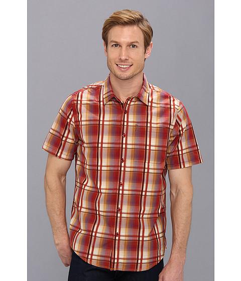 Imbracaminte Barbati Prana SS Duke Shirt Red