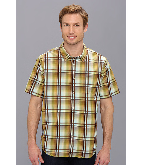 Imbracaminte Barbati Prana SS Duke Shirt Spinach