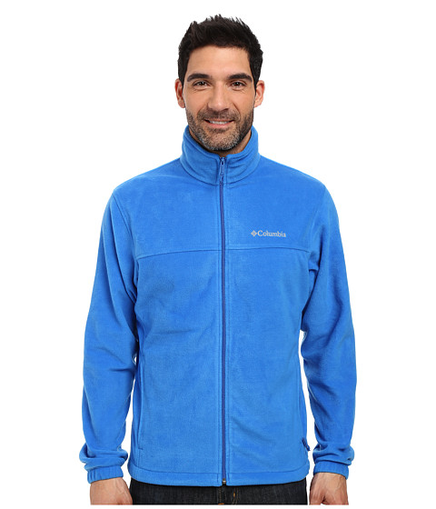 Imbracaminte Barbati Columbia Steens Mountaintrade Full Zip 20 Super Blue