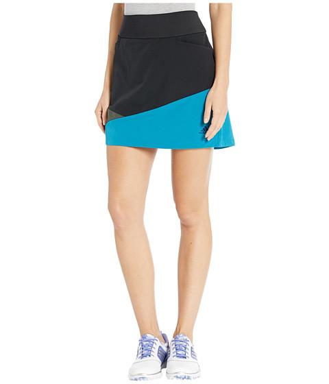 Imbracaminte Femei adidas Golf Color Blocked Skort Black