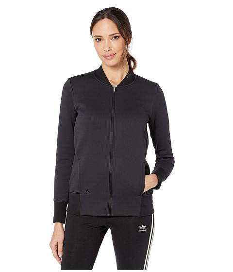 Imbracaminte Femei adidas Golf Climaheat Full Zip Jacket Black