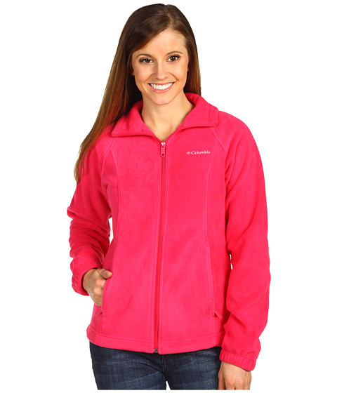 Imbracaminte Femei Columbia Benton Springstrade Full Zip Bright Rose