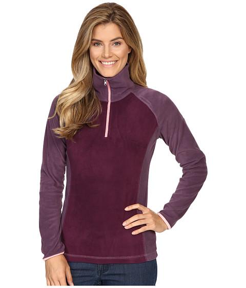 Imbracaminte Femei Columbia Glacialtrade Fleece III 12 Zip Purple DahliaDusty Purple