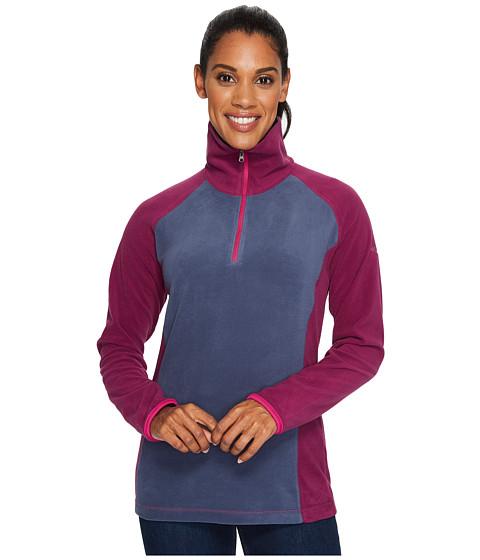 Imbracaminte Femei Columbia Glacialtrade Fleece III 12 Zip NocturnalDark RaspberryDeep Blush