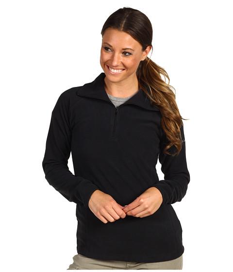 Imbracaminte Femei Columbia Glacialtrade Fleece III 12 Zip Black
