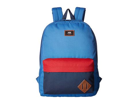 Genti Barbati Vans Old Skool II Backpack Delft Color Block