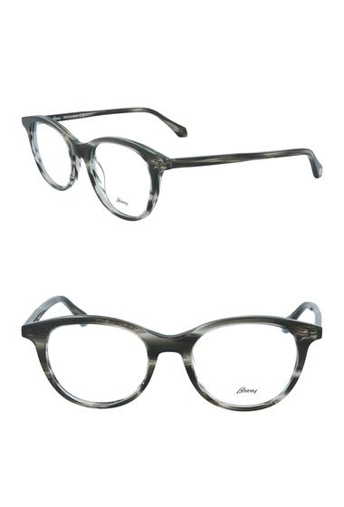 Ochelari Femei Brioni 49mm Core Round Optical Frames AVANA AVANA TRANSPARENT