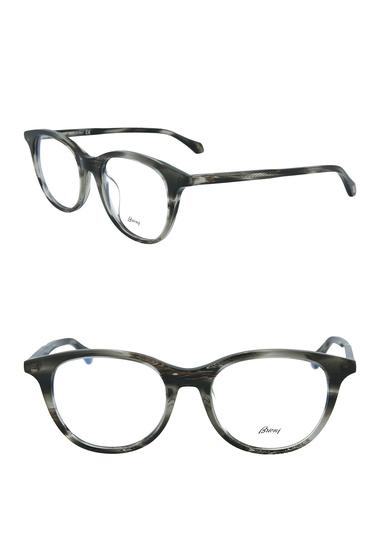 Ochelari Femei Brioni 51mm Core Round Optical Frames AVANA AVANA TRANSPARENT