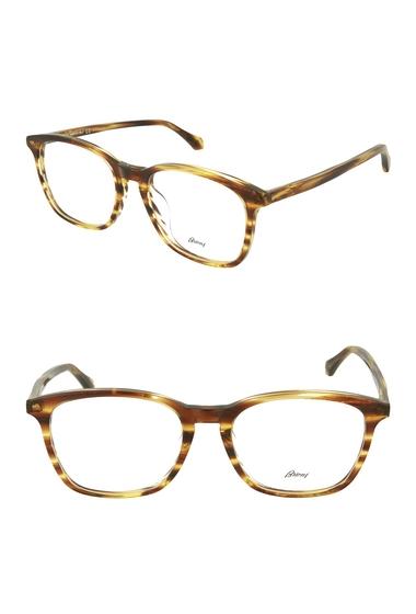Ochelari Femei Brioni 54mm Square Core Optical Frames AVANA AVANA TRANSPARENT