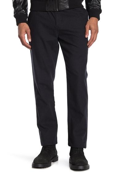 Imbracaminte Barbati English Laundry Slim Leg Flat Front Pants - 30-32 Inseam FLEET NAVY