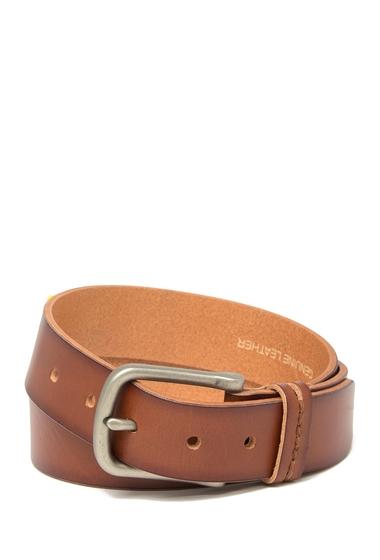 Accesorii Barbati Fossil Harvey Leather Belt BROWN