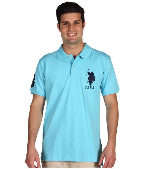 Imbracaminte Barbati US Polo Assn Big Pony Polo Horizon Blue