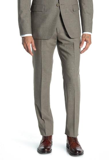 Imbracaminte Barbati John Varvatos Star USA Bedford Brown Suit Separates Pants BROWN
