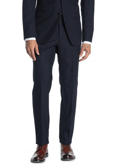 Imbracaminte Barbati John Varvatos Star USA Bedford Blue Suit Separates Pants BLUE