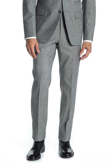 Imbracaminte Barbati John Varvatos Star USA Bedford Grey Suit Separates Pants GREY