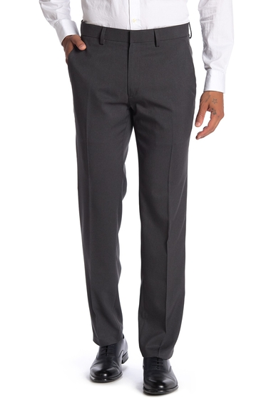 Imbracaminte Barbati Kenneth Cole Reaction Recycled Micro Check Suit Separates Trousers - 29-34 Inseam CHARCOAL