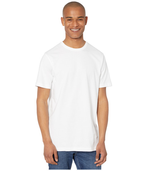 Imbracaminte Barbati Eddie Bauer Legend Wash Short Sleeve Classic Pro Tee - Tall White