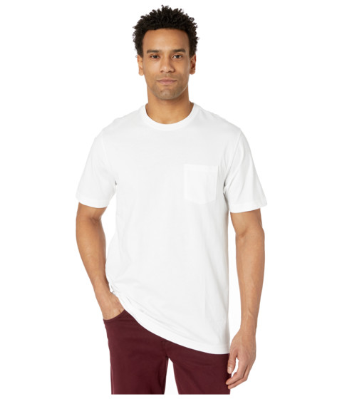 Imbracaminte Barbati Eddie Bauer Legend Wash Short Sleeve Pocket Tee - Tall White