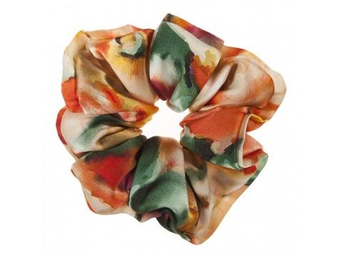 Accesorii Femei Tie Me Up Hair twist Aquarelle Imprimeu floral portocaliu verde violet bej