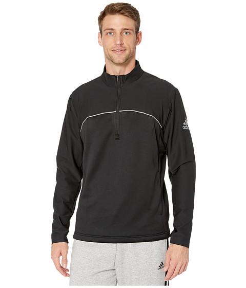 Imbracaminte Barbati adidas Golf Go-To 14 Zip Black