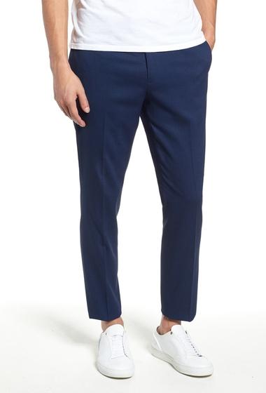 Imbracaminte Barbati TOPMAN Skinny Fit Suit Pants MID BLUE