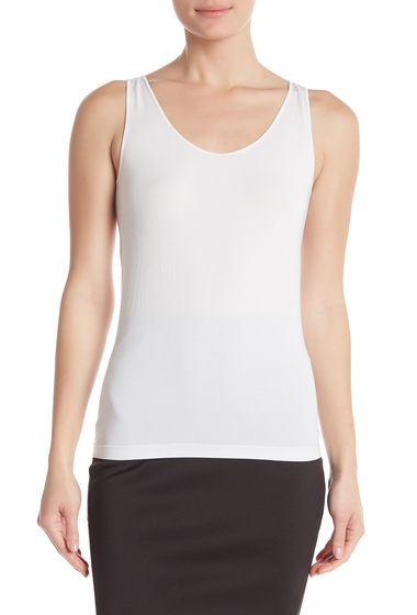 Imbracaminte Femei WOLFORD Bali Scoop Neck Tank Top WHITE