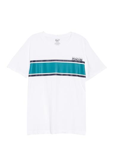 Imbracaminte Barbati Original Penguin Short Sleeve T-Shirt WHTDEEPLKESKC