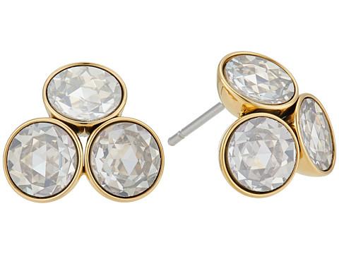 Bijuterii Femei Kate Spade New York Reflecting Pool Small Cluster Studs Earrings ClearGold