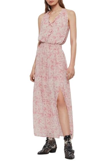 Imbracaminte Femei ALLSAINTS Nylah Rosa Maxi Dress PINK