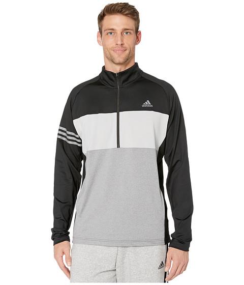 Imbracaminte Barbati adidas Golf Competition Sweater Black