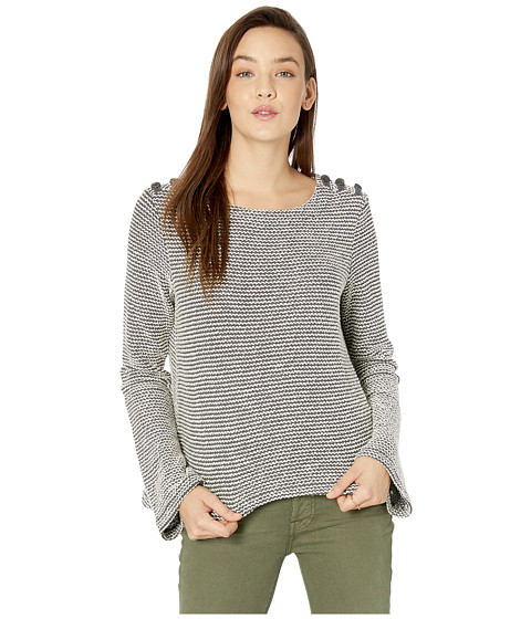 Imbracaminte Femei Roxy Free Thinking Pullover Sweater Charcoal Heather
