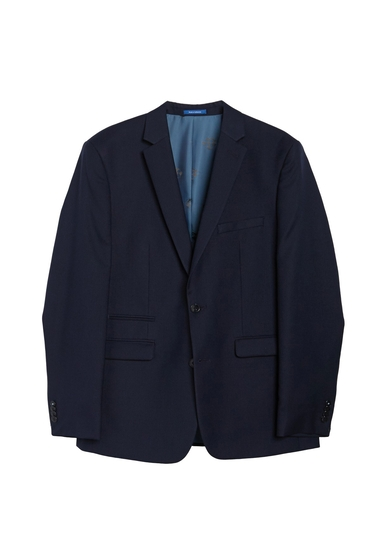 Imbracaminte Barbati Vince Camuto Navy Solid Two Button Notch Lapel Slim Fit Suit Separates Jacket NAVY SOLID