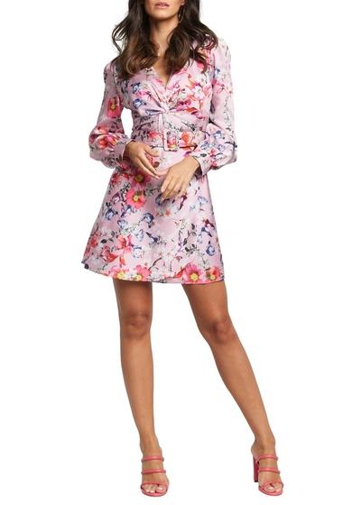 Imbracaminte Femei Bardot Rowina Floral Print Minidress NEON FLORAL