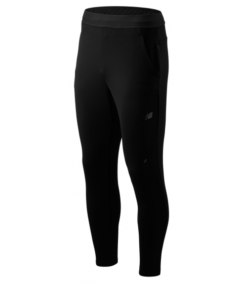 Imbracaminte Barbati New Balance Men's Q Speed Crew Run Pant Black
