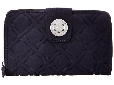 Genti Femei Chinese Laundry Turn Lock Wallet Classic Navy