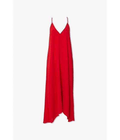 Imbracaminte Femei Forever21 Cami Midi Dress RED