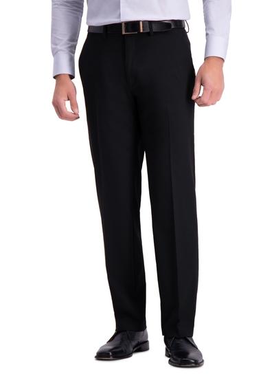 Imbracaminte Barbati HAGGAR Solid 4-Way Stretch Suit Separate Pants - 30-34 Inseam BLACK