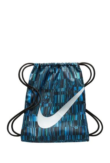 Accesorii Barbati Nike Printed Game Sack BLACKBLACKWHITE