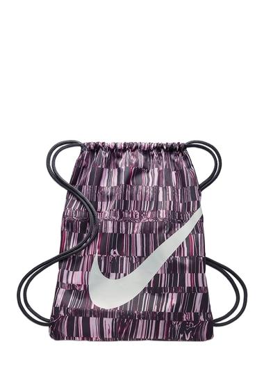Accesorii Barbati Nike Printed Game Sack DK SMOKE GREYGRYWHT