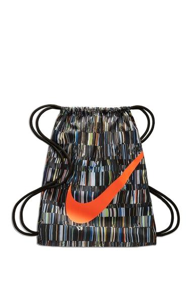 Accesorii Barbati Nike Printed Game Sack BLACKBLACKHYPER CRIMSON