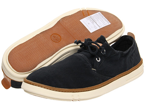 Incaltaminte Barbati Timberland Earthkeepersreg Hookset Oxford Washed Black Canvas